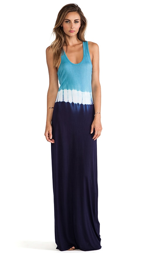 Tie Dye Jersey Carly Maxi Dress