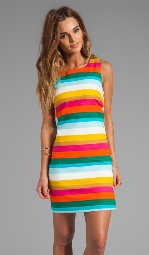 Skooter's Stripe Cotton Emmie Dress