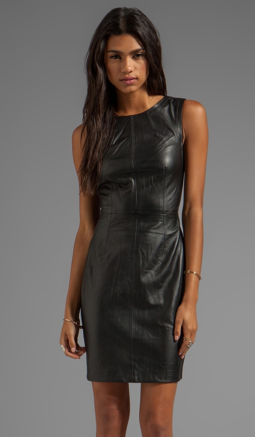 Soft Lamb Leather Carnegie Dress