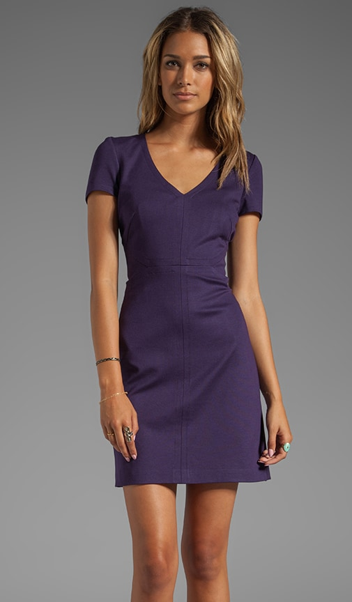 Ponte Knit Calista Dress