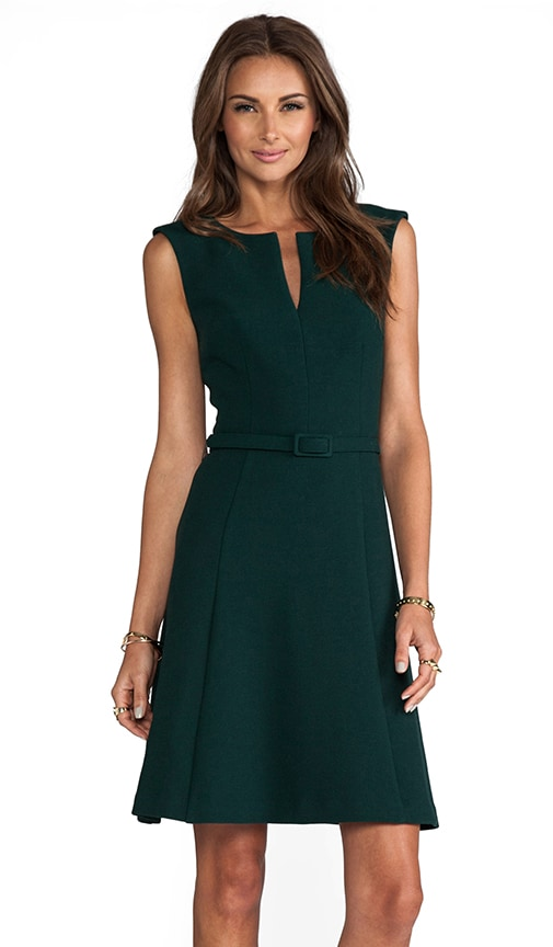 Double Crepe Luxe Shanelle Dress