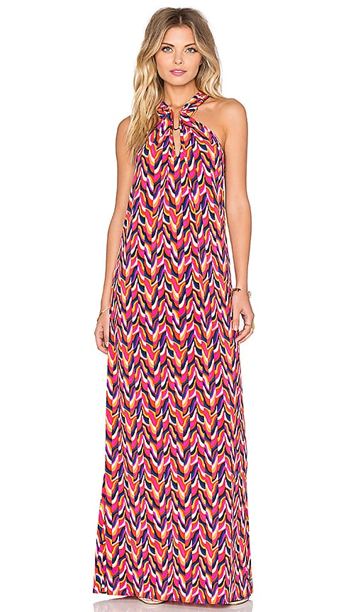 Trina Turk Rilee Maxi Dress in Multi