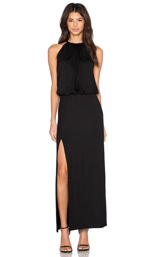 Trina Turk Imma Maxi Dress in Black