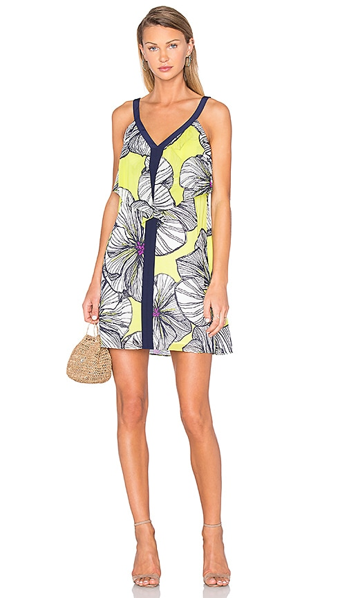 Trina Turk Scyler Dress in Yellow
