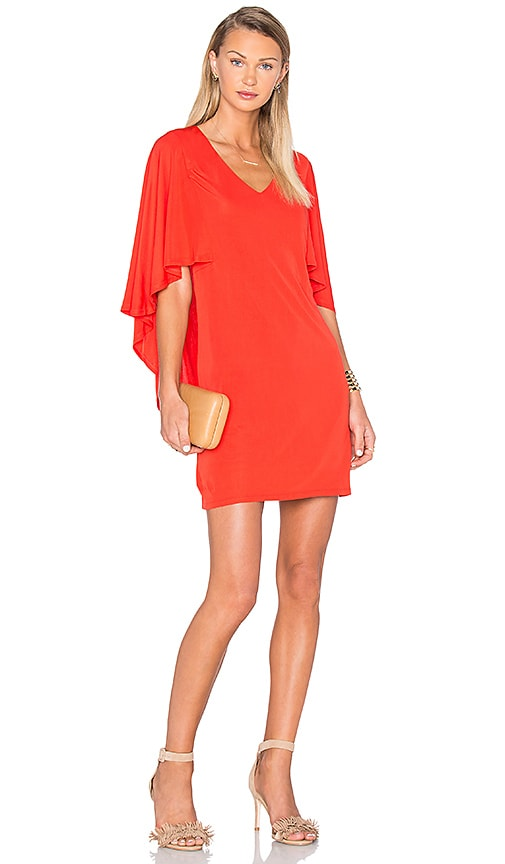 Trina Turk Marino Dress in Red