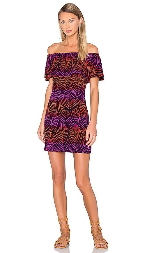 Trina Turk Merci Dress in Purple