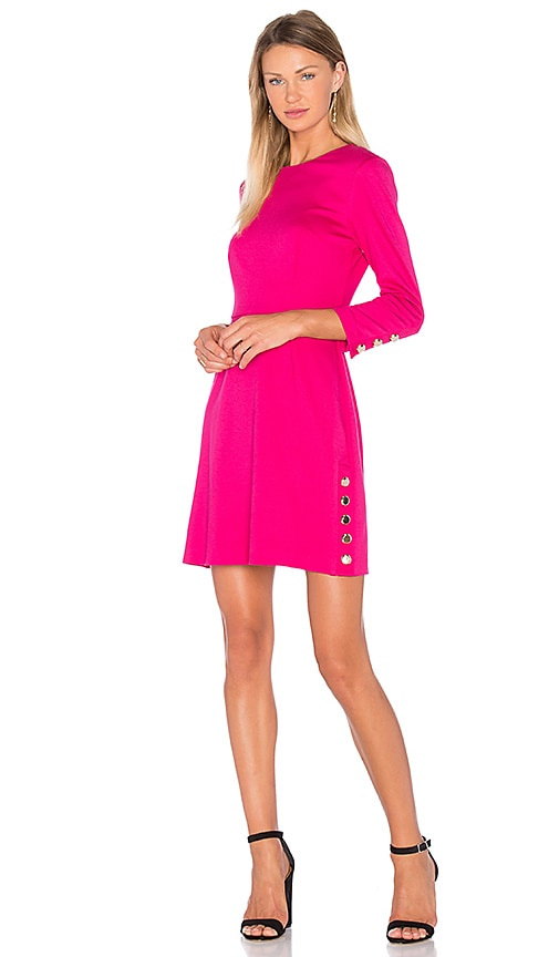 Trina Turk Flush Dress in Pink
