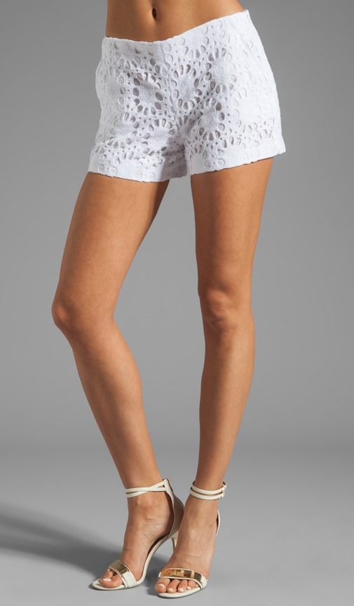 Link Crochet Shorts