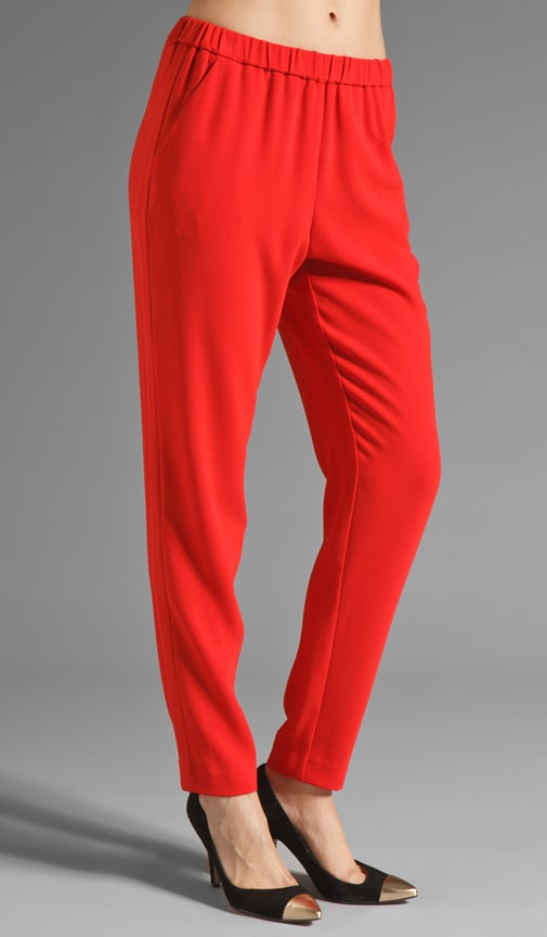 Crepe Suiting Gordon Pant