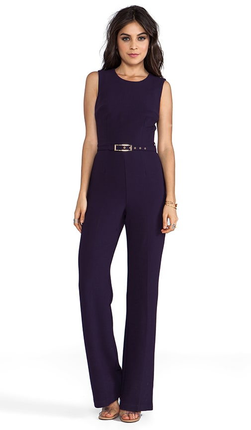 Double Crepe Luxe Jeanie Jumpsuit