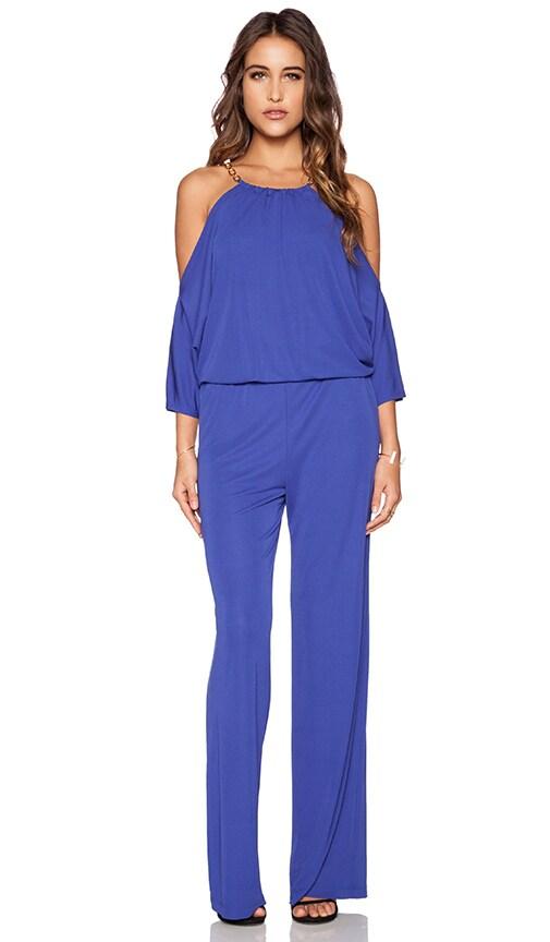 47ff89d64211 Trina Turk Angie Jumpsuit in Brilliant Blue