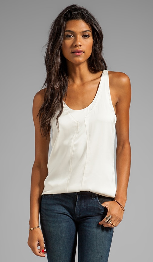 Essential Georgette Vontaine Tank