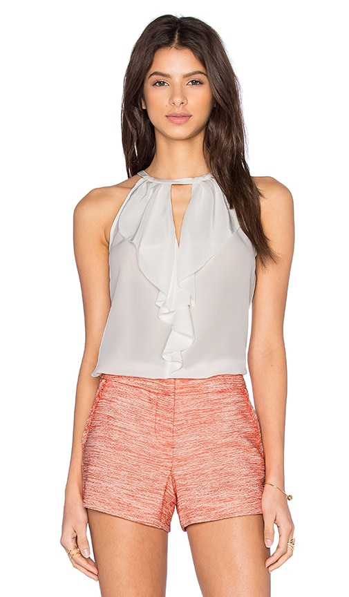 Trina Turk Carlyle Top in White
