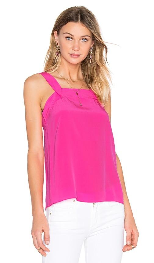Trina Turk Else Top in Pink