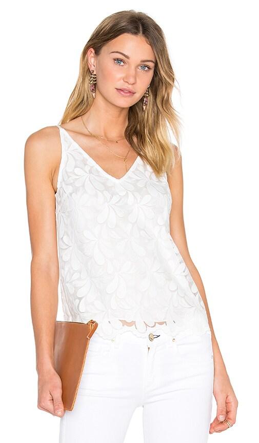 Trina Turk Napa Top in White