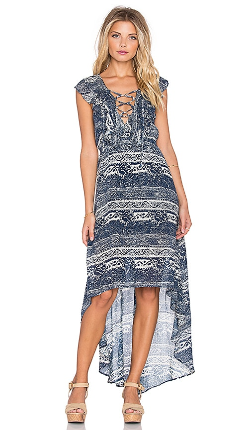Tularosa x REVOLVE Nashville Dress in Navy