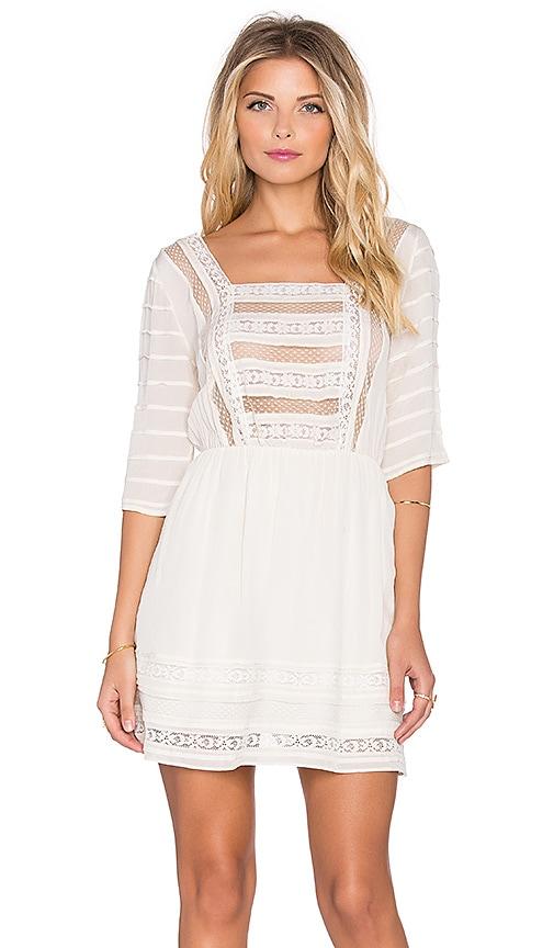 Tularosa Jolle Dress in Ivory