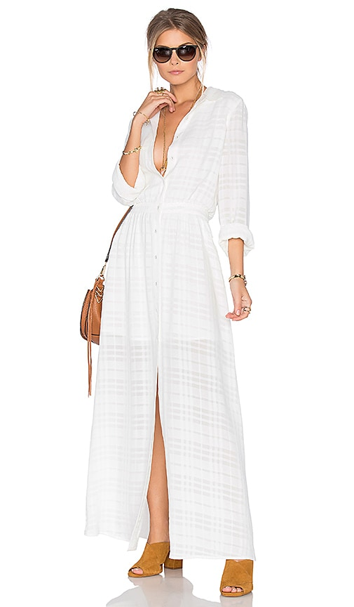 Tularosa x REVOLVE Romi Maxi Dress in White