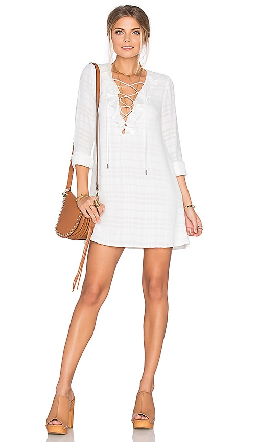 Tularosa x REVOLVE Cassie Dress in White