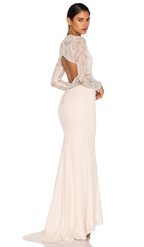 x REVOLVE The Ceremony Dress