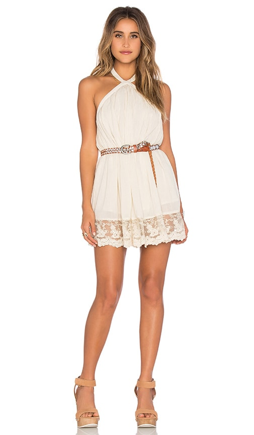 Tularosa Holden Dress in Ivory