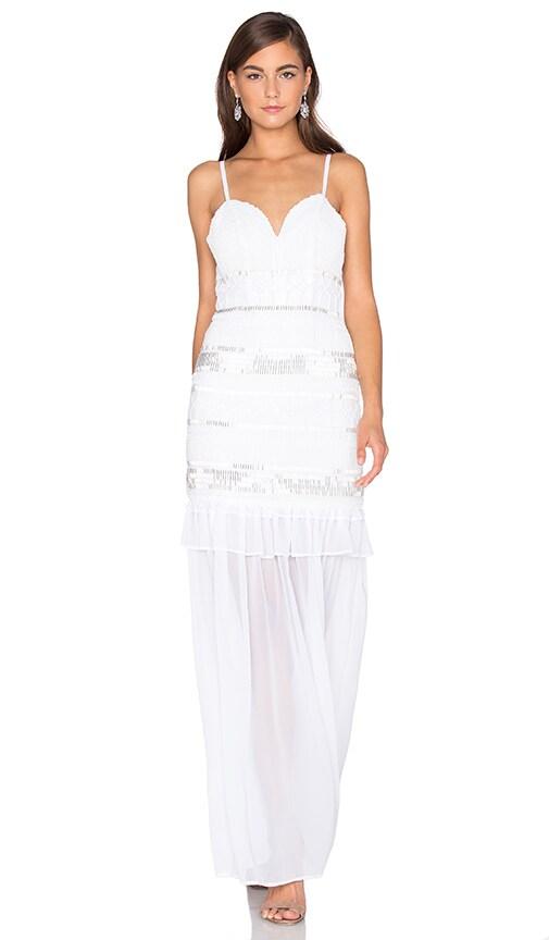 Tularosa x REVOLVE The Madrid Dress in White