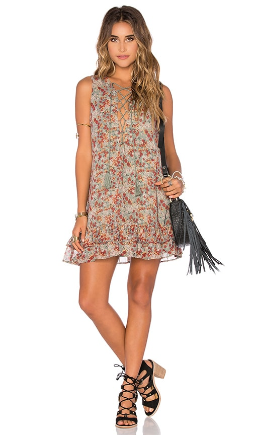 x REVOLVE Adrienne Shift Dress