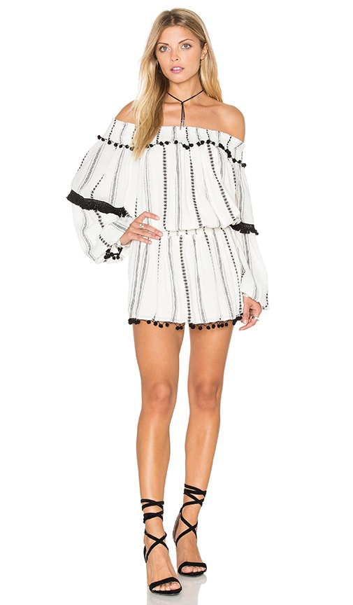 Tularosa Jacqueline Tunic Dress in Ivory