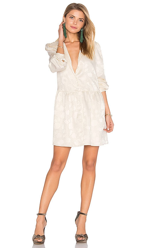 Tularosa Lola Dress in Ivory