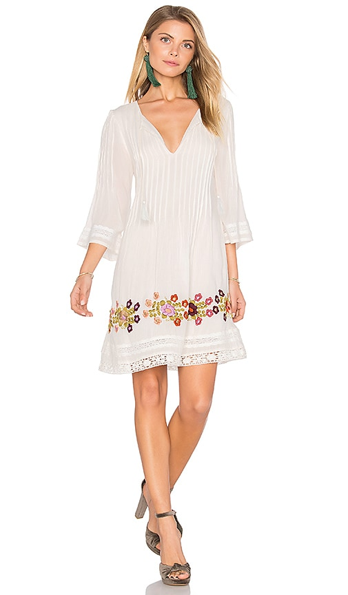 Tularosa Audrey Dress in Cream