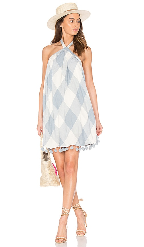 Tularosa Holden Dress in Blue