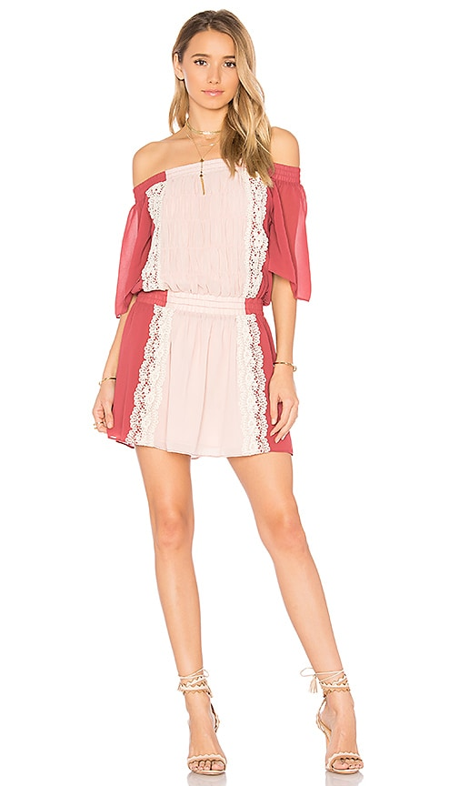 Tularosa Marietta Dress in Pink