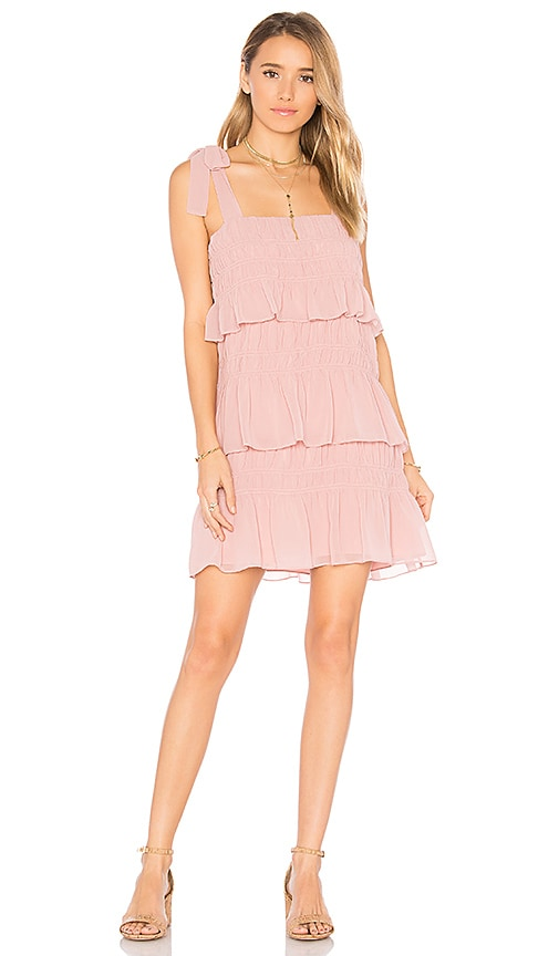 Tularosa x REVOLVE Gloria Dress in Pink