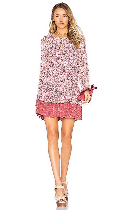 Tularosa Berkley Dress in Pink