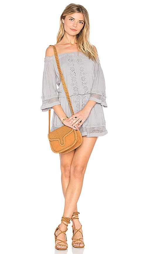 Tularosa Fiona Dress in Gray