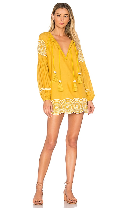 Tularosa x REVOLVE Justina Dress in Yellow