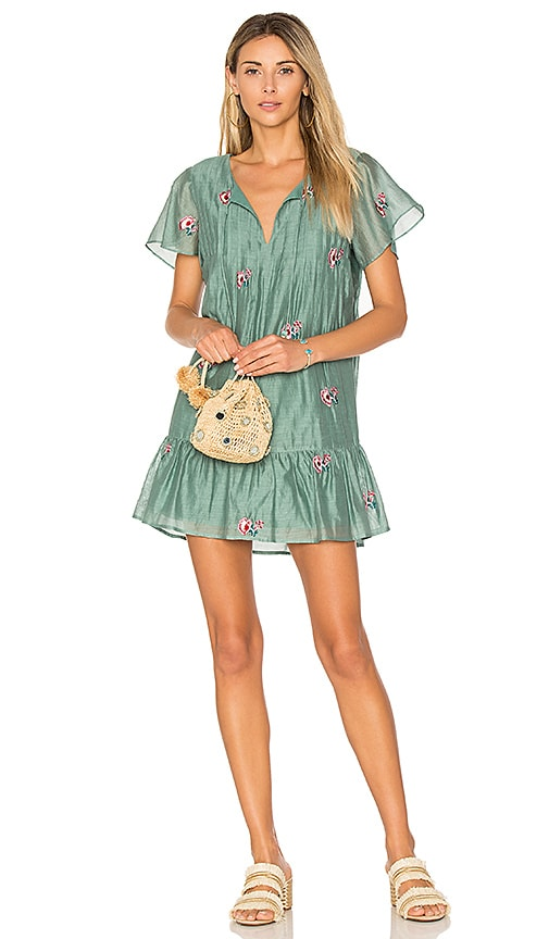 Tularosa Carson Dress in Sage