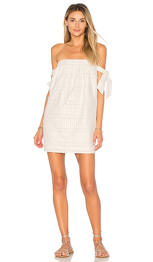 Tularosa x REVOLVE Perry Dress in White