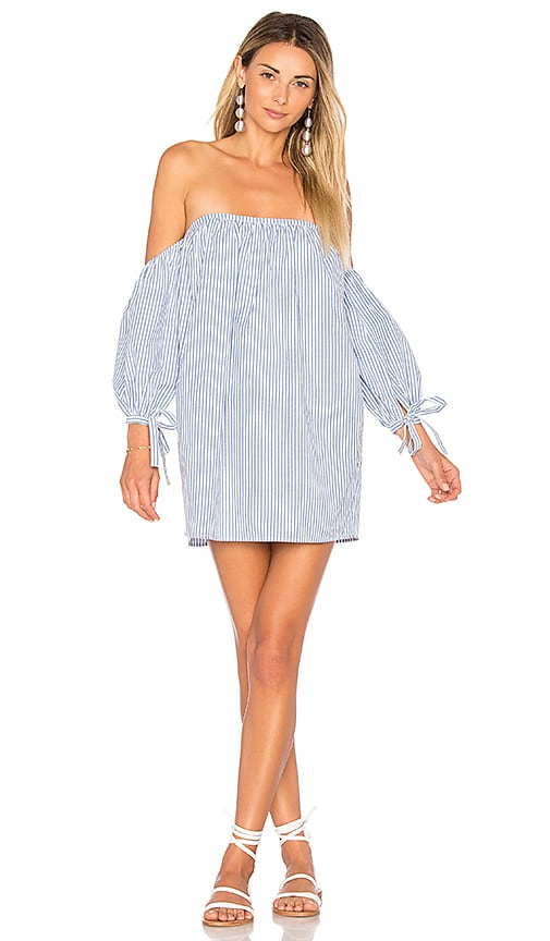 Tularosa x REVOLVE Puri Dress in Blue