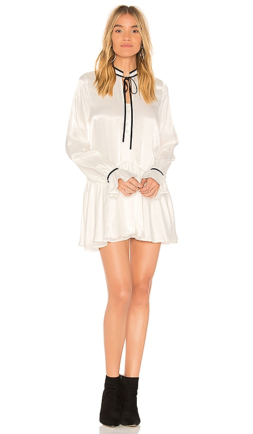 Tularosa Malia Dress in White