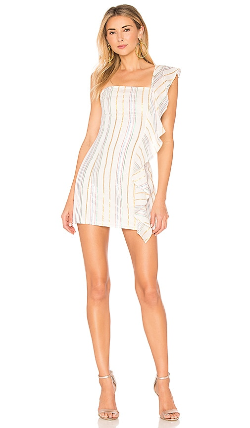 Tularosa Cait Dress in White