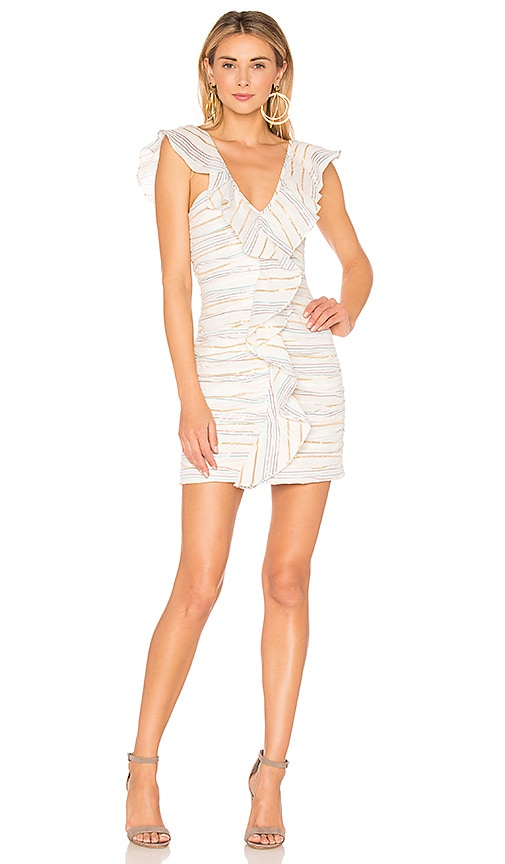 Tularosa Brittany Dress in White