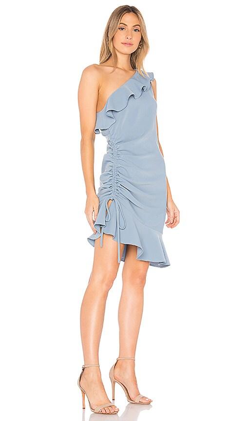 Tularosa Kendra Dress in Baby Blue