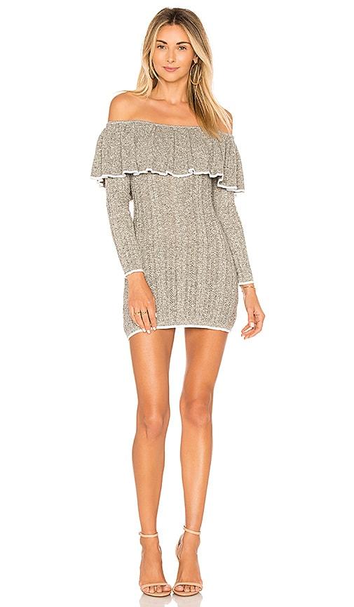 Tularosa Allison Dress in Gray