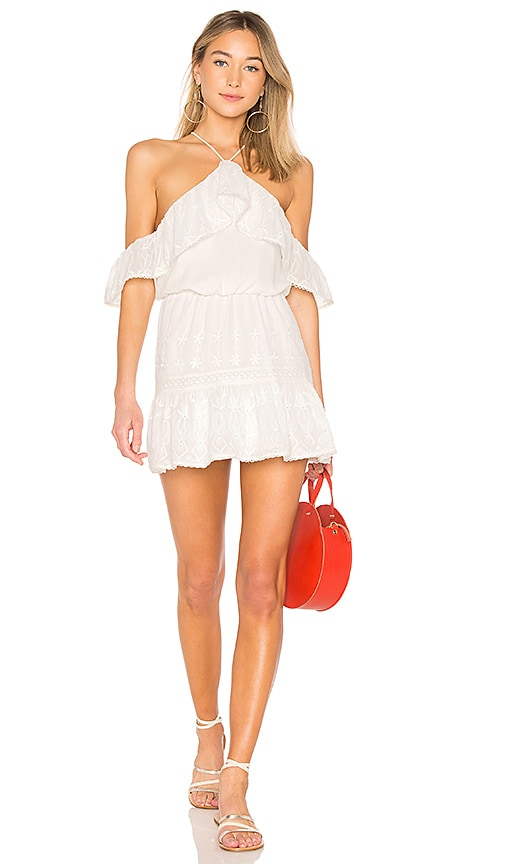 Tularosa Chrissy Dress in White