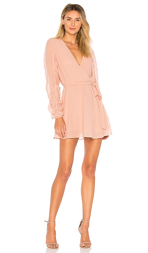 Tularosa Tawney Dress in Rose
