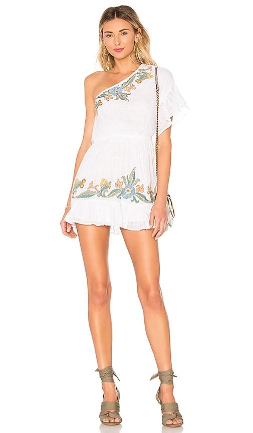 Tularosa Salas Dress in White