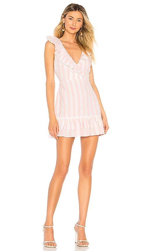Tularosa Bennet Dress in Pink