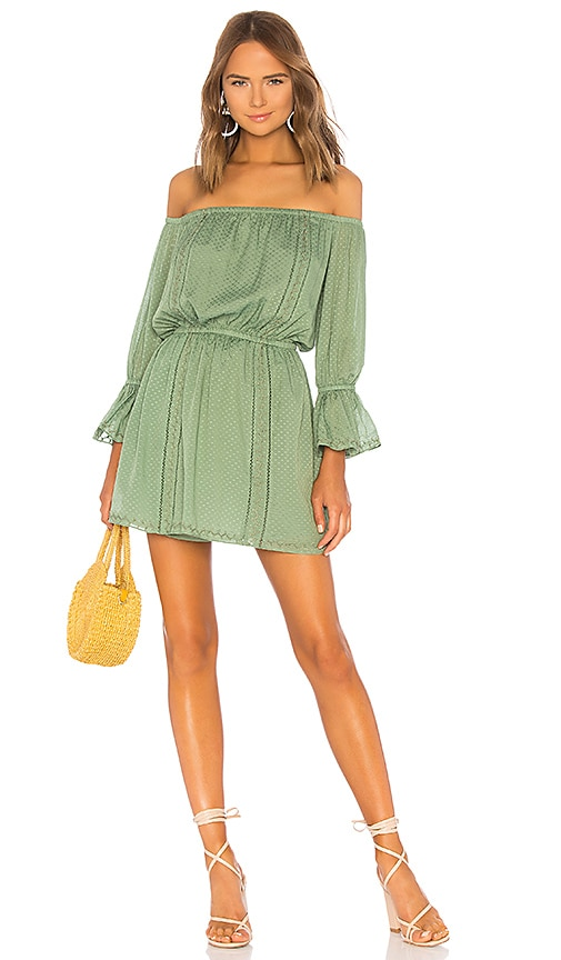 Tularosa Luna Dress in Mint