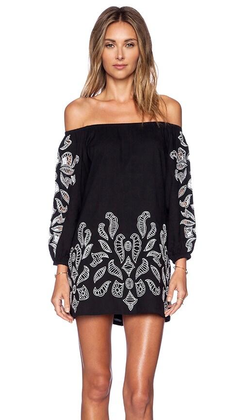 Blair Embroidery Dress